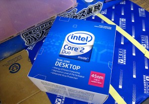 Intel Core 2 Duo E7400 - Box