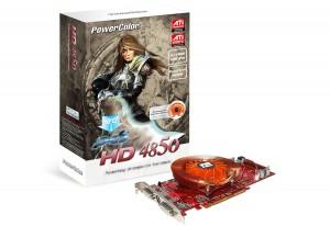 PowerColor PCS+ HD4850 512MB GDDR4