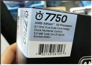 AMD Athlon X2 7750 Black Edition