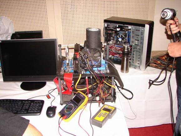 MSI - LAB501 LN2 Demo 04