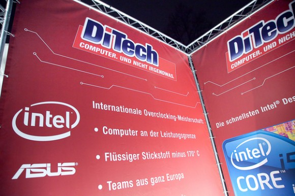 1. Internationale Overclocking-Meisterschaft