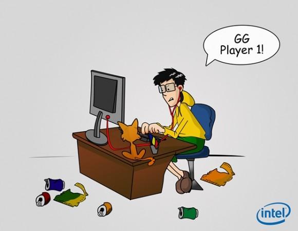 gamerul roman in viziunea Intel 2