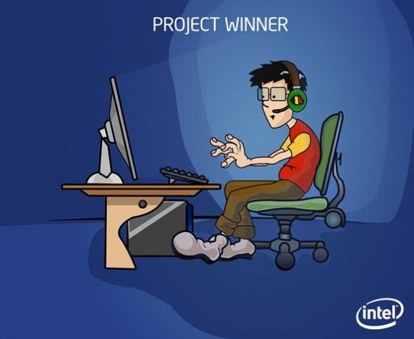 gamerul roman in viziunea Intel 3