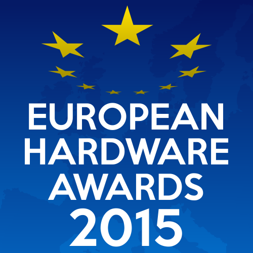 European Hardware Awards Logo - 500px
