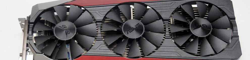 Review – Asus Strix Radeon R9 Fury
