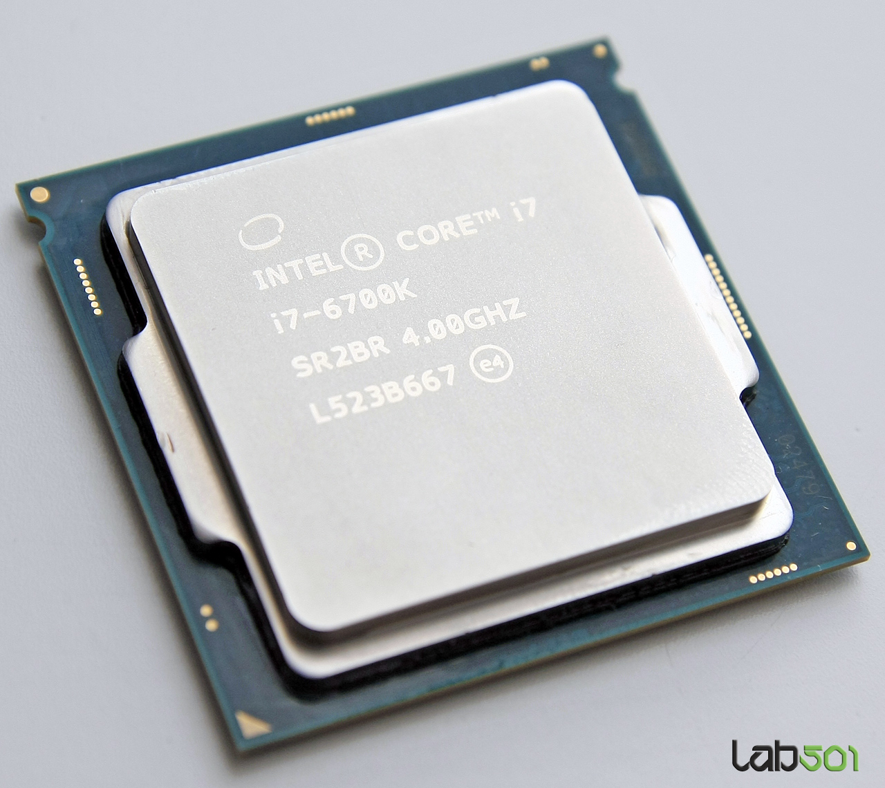 Skylake – Intel Core i7 6700K Review