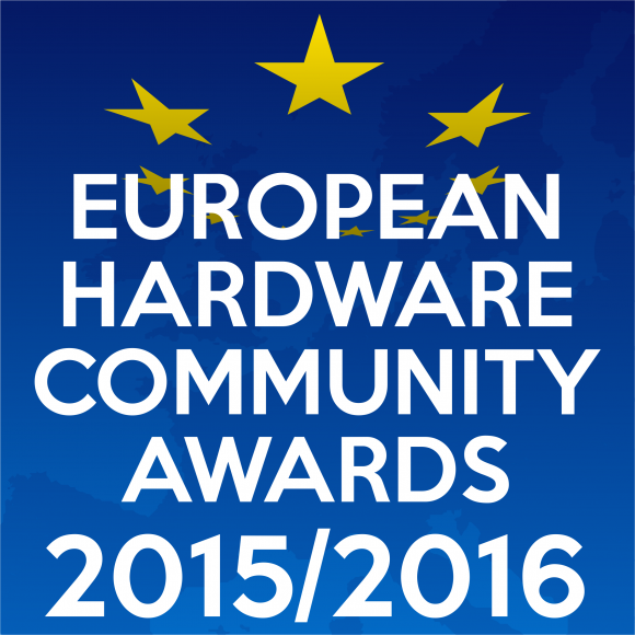 European-Hardware-Community-Awards-Logo