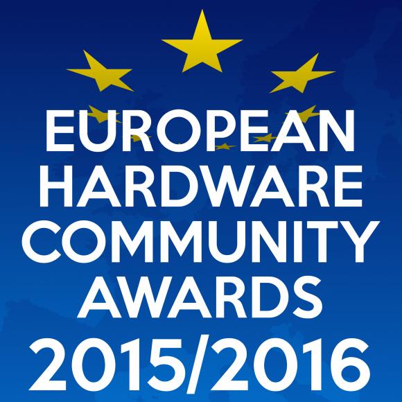 European-Hardware-Community-Awards-Logo