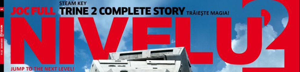 S-a lansat revista NIVELUL2  – precomanda primul numar acum