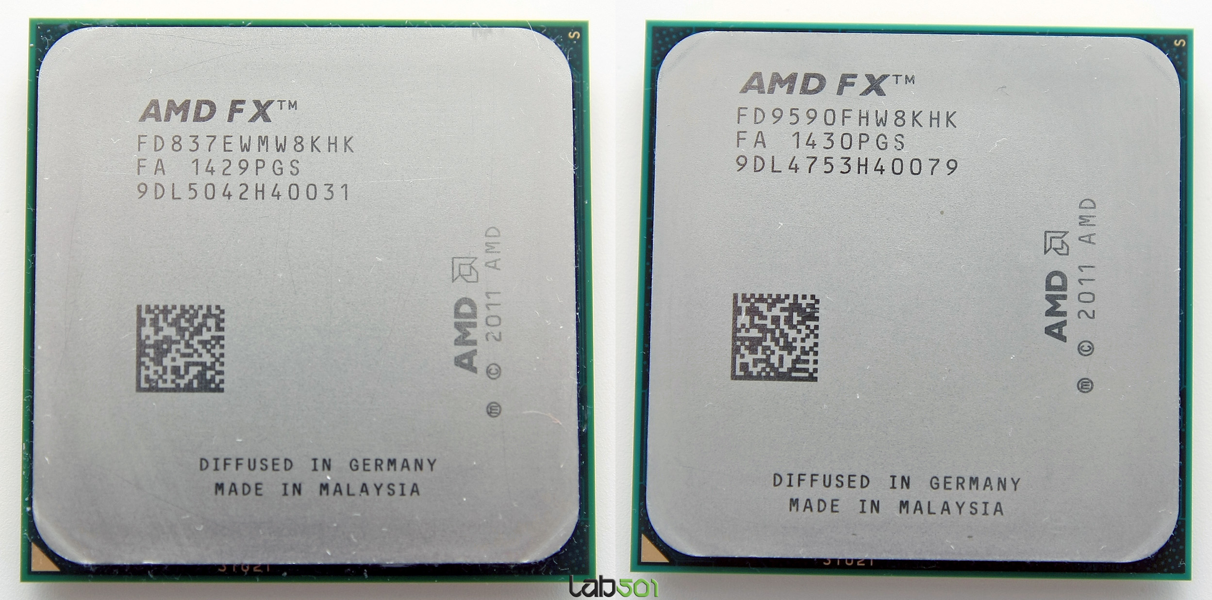 Review Amd Fx 8320e Fx 8370e Fx 9590 Lab501