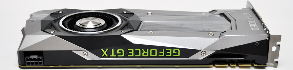 Review – Nvidia GeForce GTX 1080 – A New King
