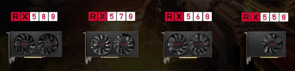 Review – MSI Radeon RX570 Gaming X 4G,  MSI Radeon RX580 Gaming X 8G & Sapphire …