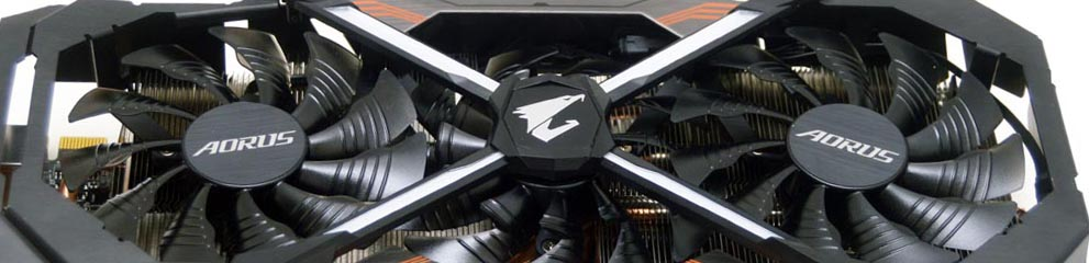 Review – AORUS GeForce GTX 1080Ti Xtreme Gaming 11G