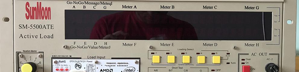 SunMoon SM-5500ATE – Metodologie testare surse 2017