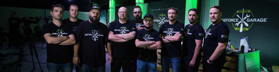 GeForce Garage 24H Live – Destiny of Titans – The Story