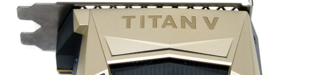 Review – Nvidia Titan V – Enter the matrix