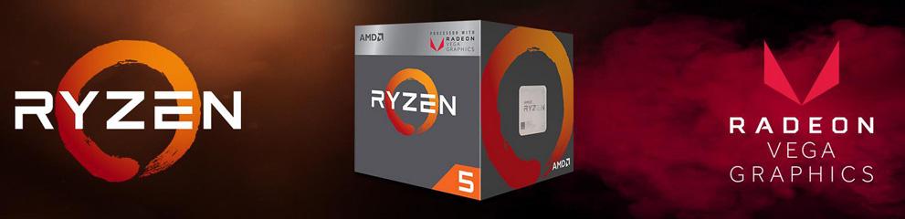 Raven Ridge – AMD Ryzen 5 2400G & Ryzen 3 2200G – Part II – CPU