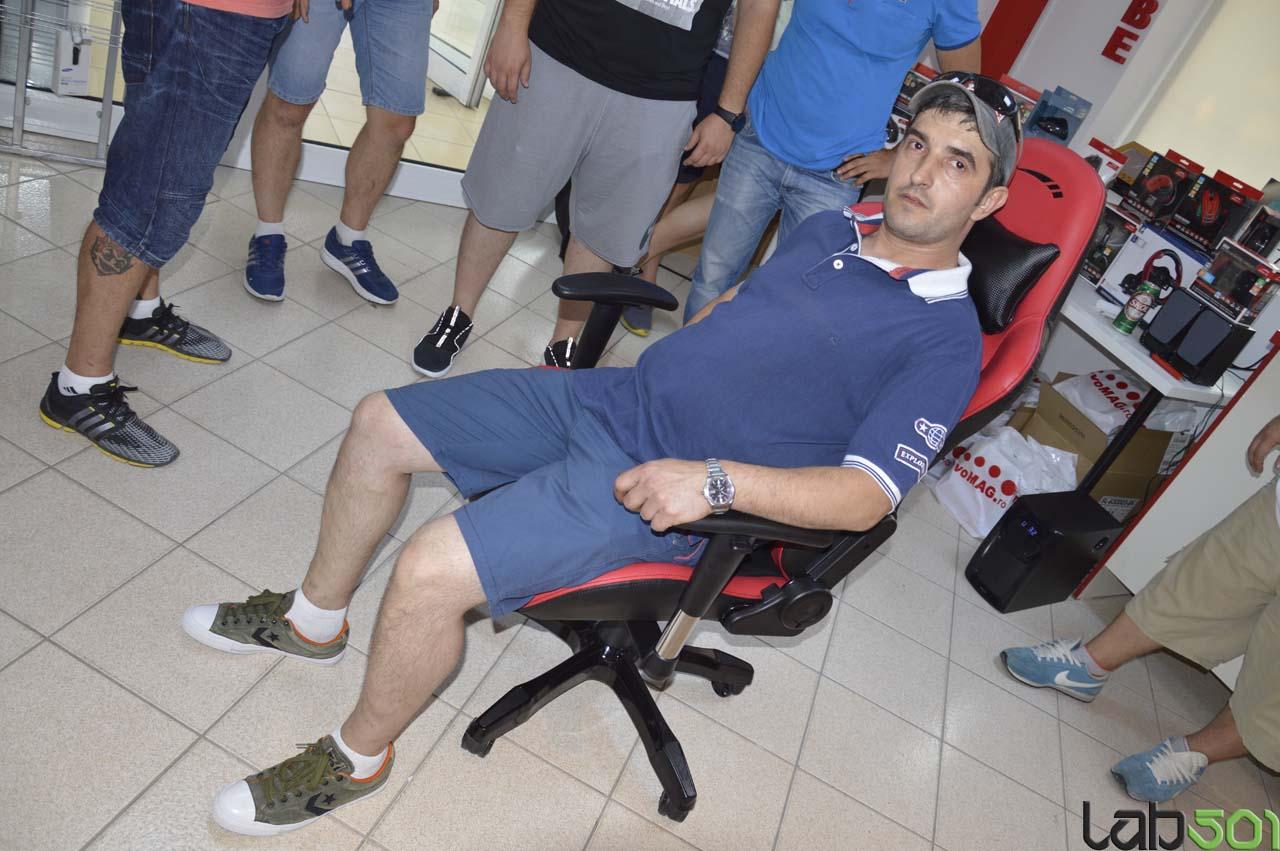 Lab501 Community Review Speedlink Regger Gaming Chair
