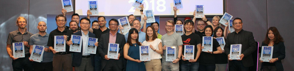 Decernarea European Hardware Awards 2018