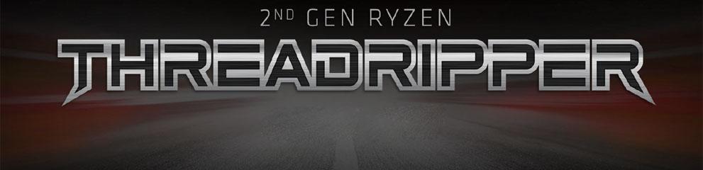 AMD Ryzen Threadripper 2990WX & 2950X – Part  I – Reviewers pack