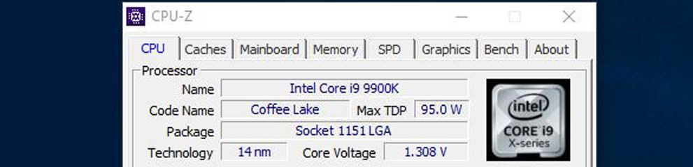 Review – Intel Core i9 9900K