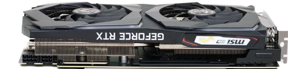 Review – MSI GeForce RTX 2070 Gaming Z & MSI GeForce RTX 2070 Armor