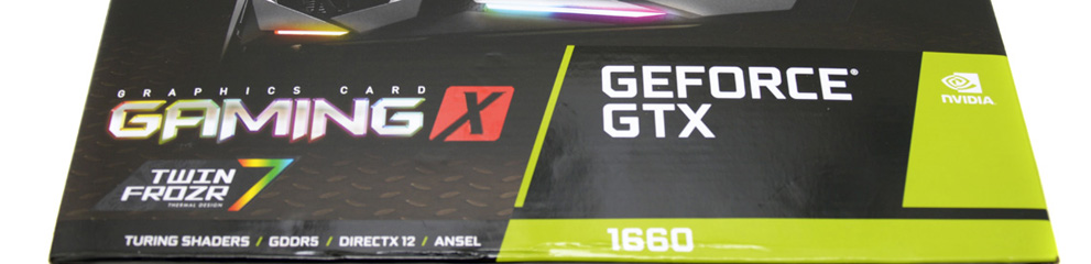 Review – MSI GeForce GTX 1660 Gaming X