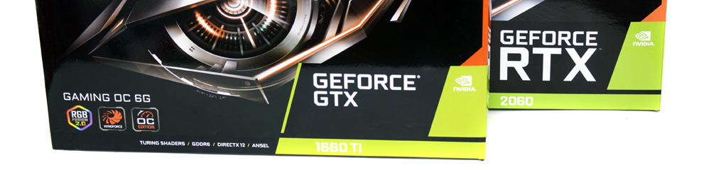 Review – GIGABYTE GeForce GTX 1660 Ti GAMING OC 6G vs GIGABYTE GeForce RTX 2060 …