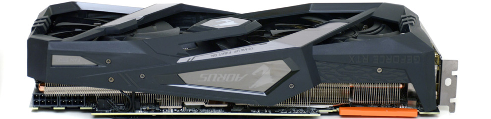 Review – AORUS GeForce RTX 2080 Ti Xtreme 11G