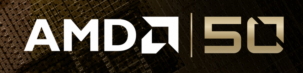 AMD au implinit 50 de ani – La Multi Ani!