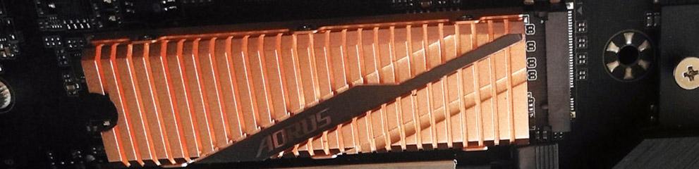 AMD Ryzen 3000 – Part III – Stocare – AORUS NVMe Gen 4 SSD 2TB