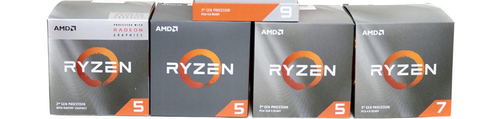 AMD Ryzen 3000 – Part V – AMD Ryzen 5 3600X, AMD Ryzen 5 3600 & AMD Ryzen 5 3400…