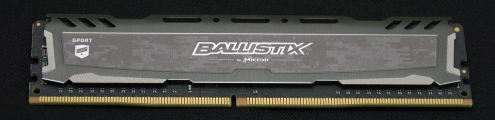 Review – Crucial Ballistix Sport LT DDR4 3000 CL15 2 x 8GB – Micron E-Die pe pla…