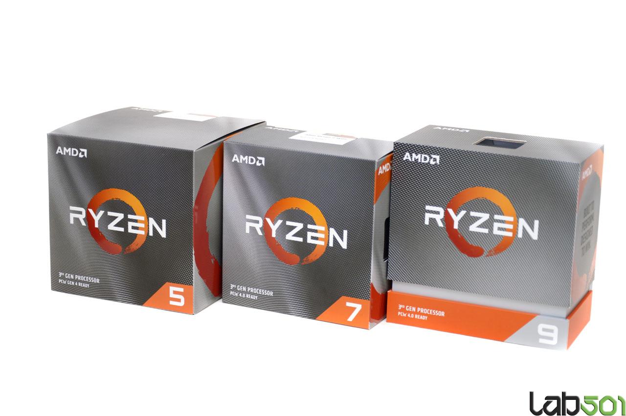 AMD Ryzen 3000 – Part XI – AMD Ryzen 9 3900XT, AMD Ryzen 7 3800XT & AMD Ryzen 5 …
