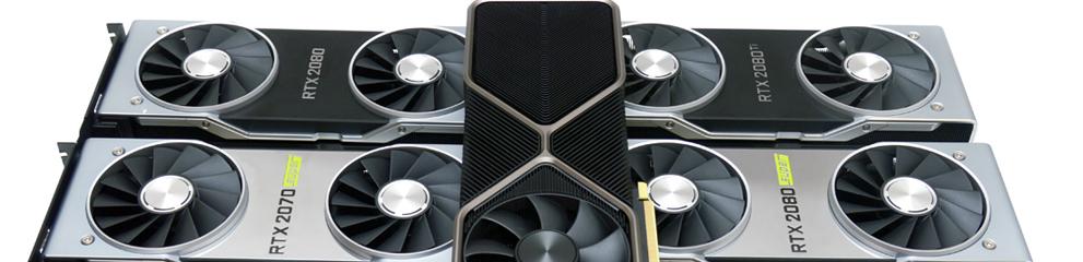 Nvidia GeForce RTX 3070, RTX 3080 & RTX 3090 – Part IV – Performanta RTX 3080 Fo…