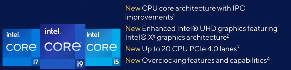 PREVIEW – Intel Core i7 11700K ES – Rocket Lake