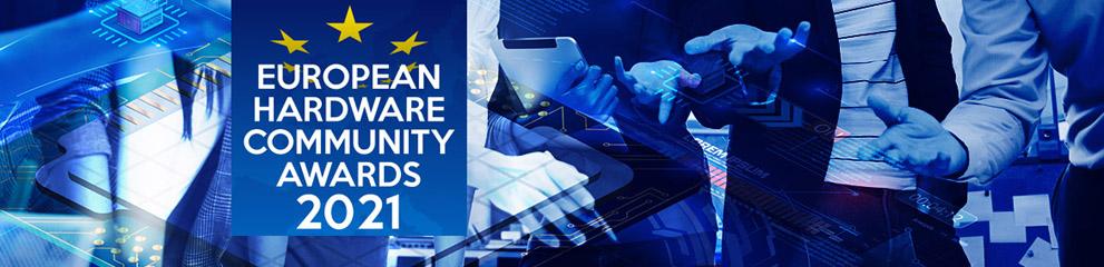 European Hardware Association – Community Awards 2021 – Chestionar + CONCURS